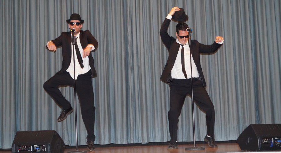 swiss blues brothers - Kull - Salis